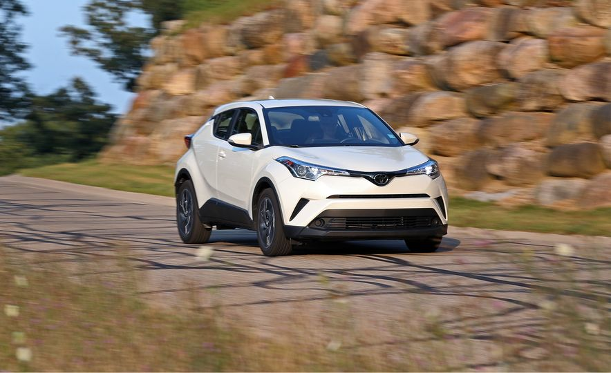 2018 Toyota C-HR - Slide 1