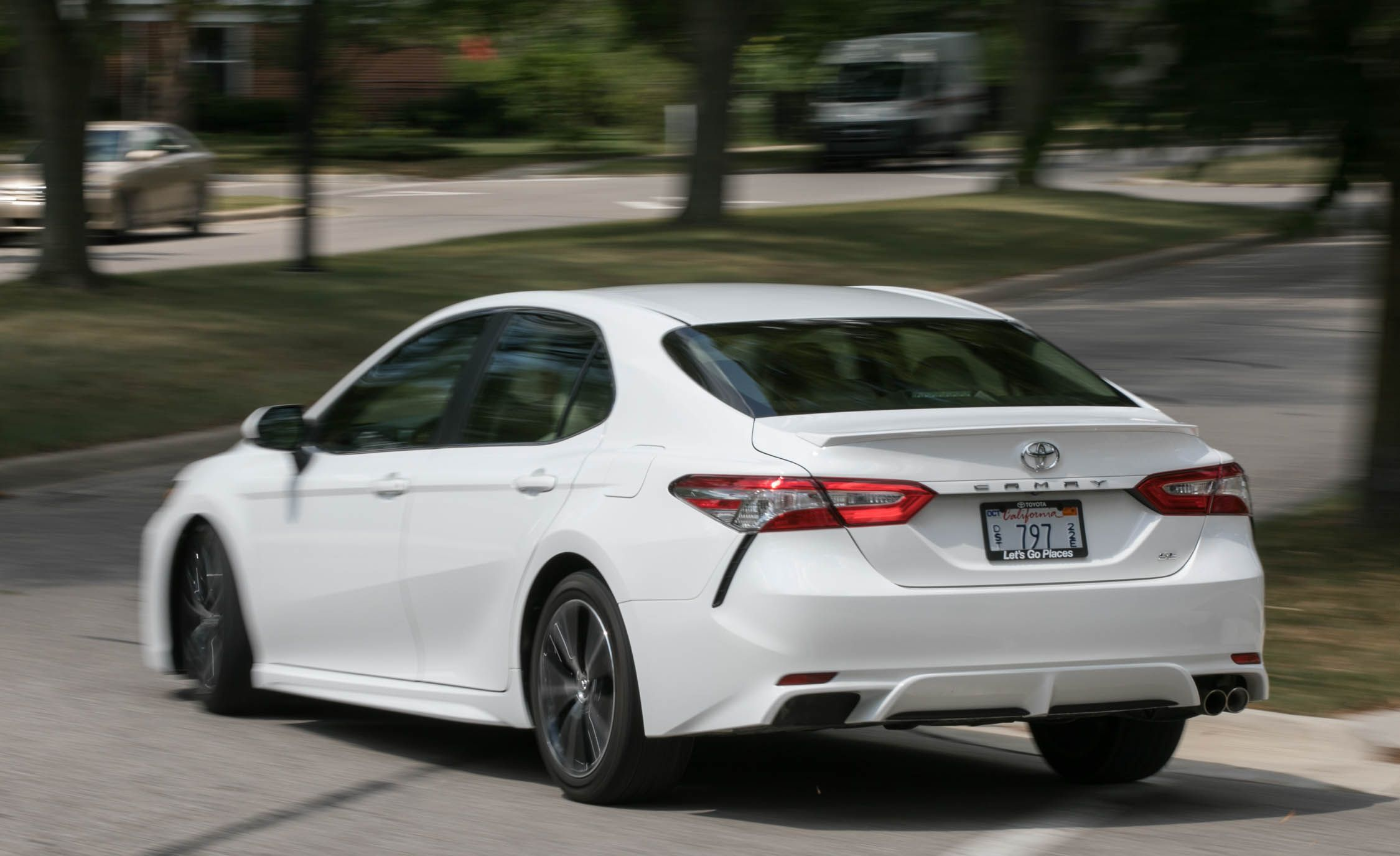 2020 Toyota Camry Reviews Toyota Camry Price Photos And Specs