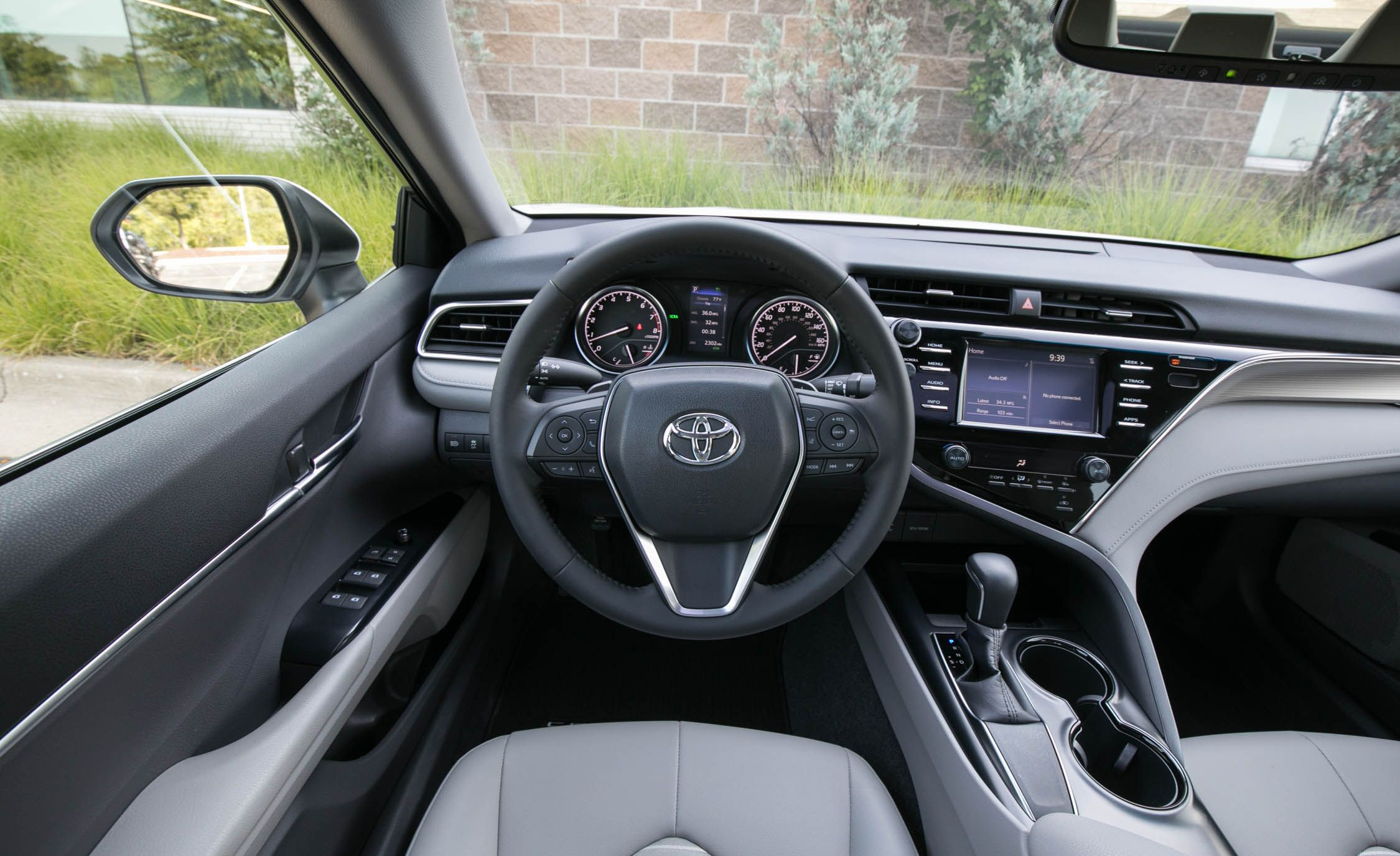 toyota camry manual transmission 2017