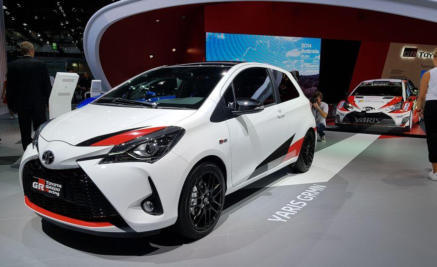 2018 Toyota Yaris GRMN - Slide 1