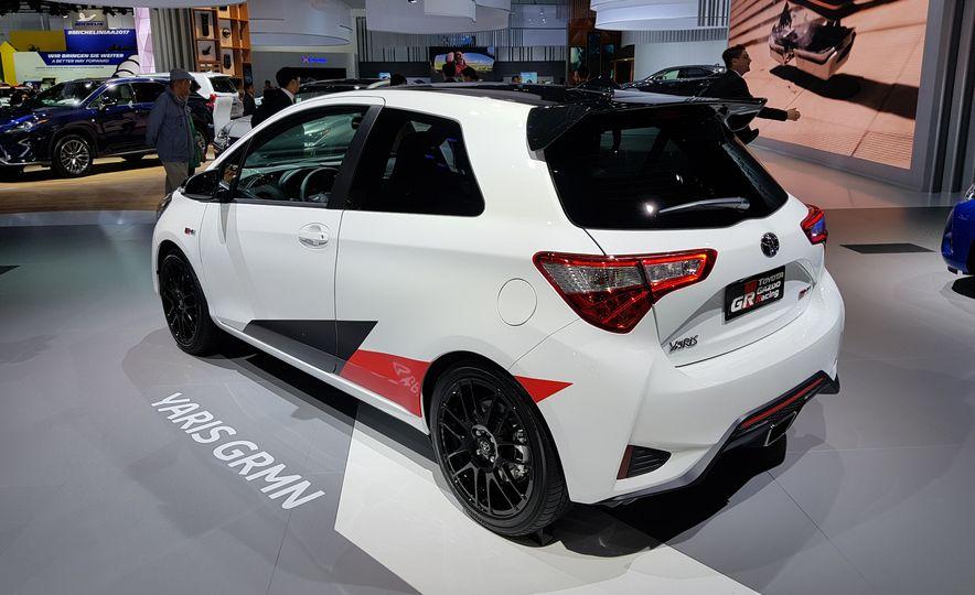 2018 Toyota Yaris GRMN - Slide 2