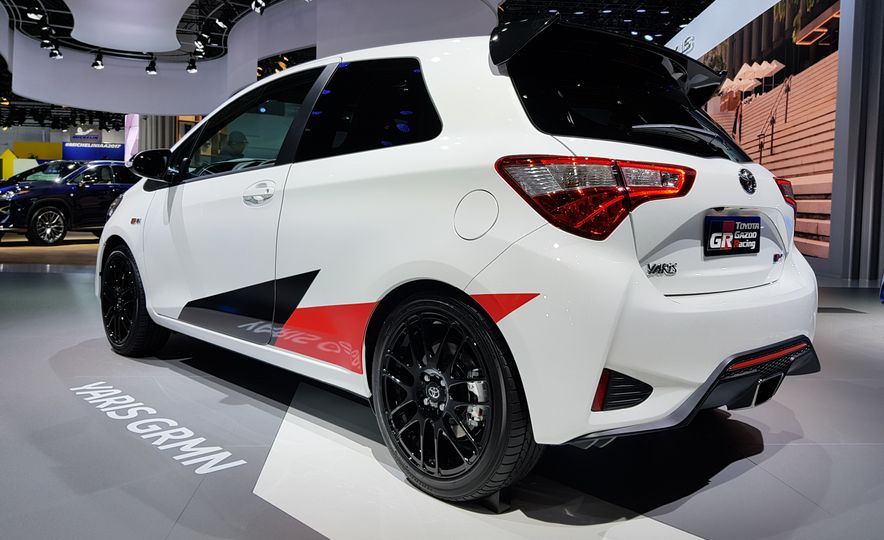 2018 Toyota Yaris GRMN - Slide 3
