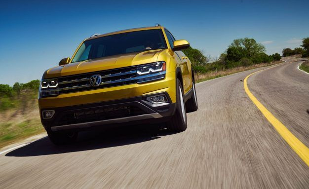 Amazon's Latest Delivery: Volkswagen Atlas Test Drives