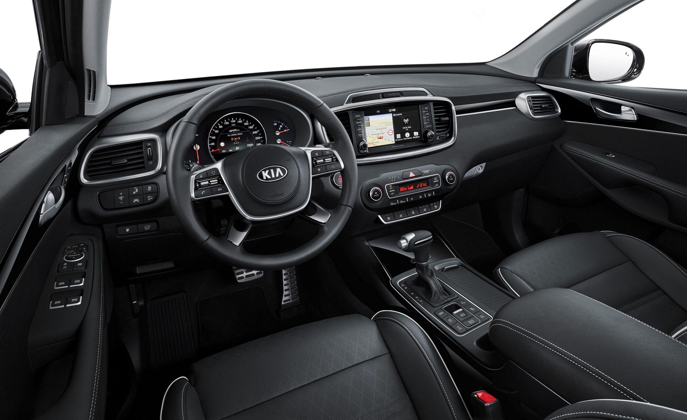 2019 Kia Soo Reviews Price Photos And Specs Car Driver