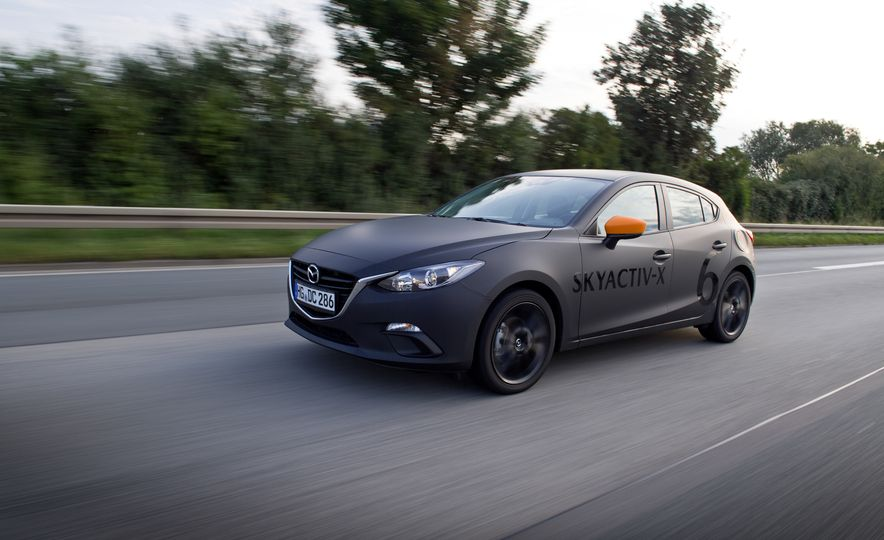 2019 Mazda 3 prototype - Slide 9