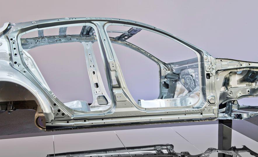 2019 Mazda 3 prototype - Slide 33