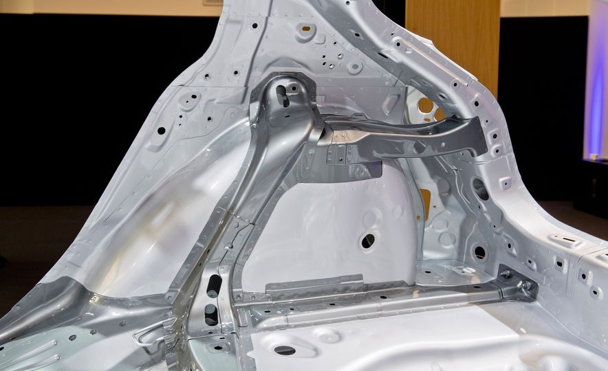 2019 Mazda 3 prototype - Slide 35