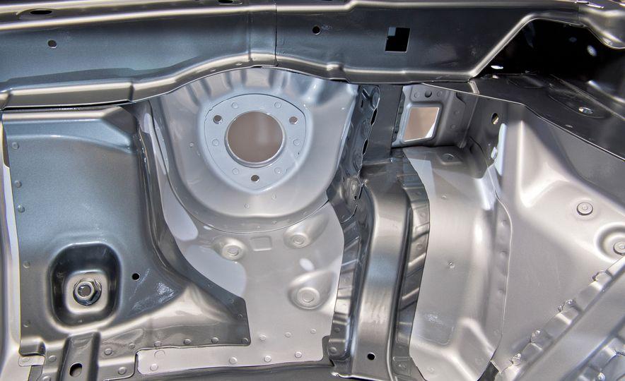 2019 Mazda 3 prototype - Slide 36