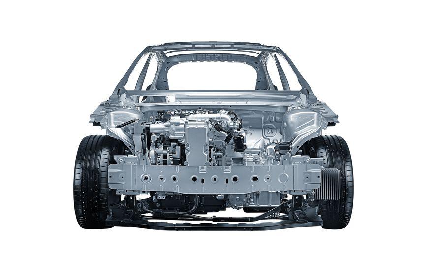 2019 Mazda 3 prototype - Slide 37
