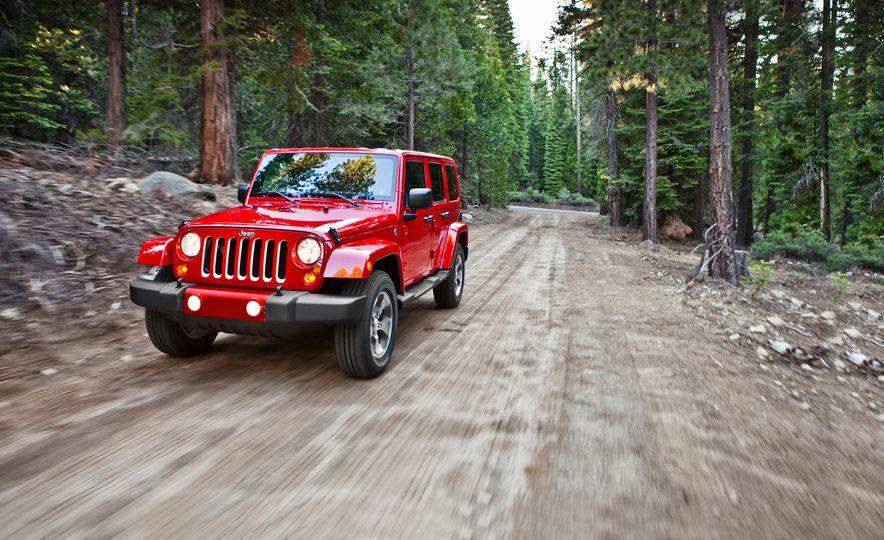 2018 Jeep Wrangler JK - Slide 1