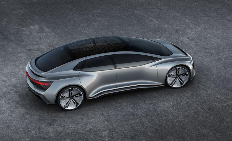 Audi Elaine concept - Slide 13