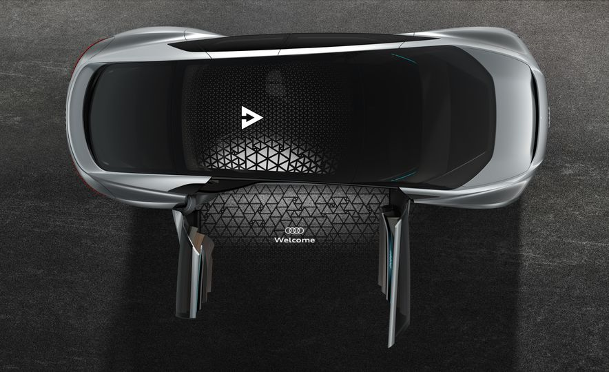 Audi Elaine concept - Slide 14