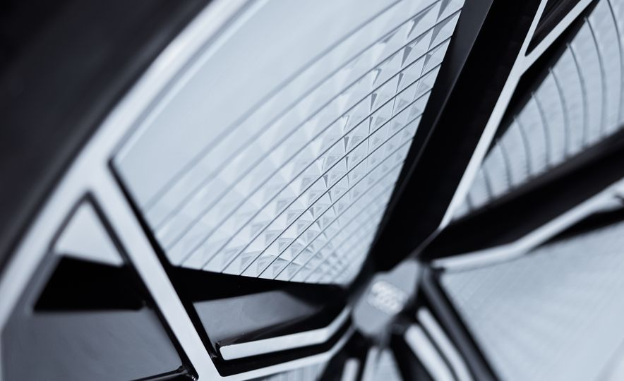Audi Elaine concept - Slide 20
