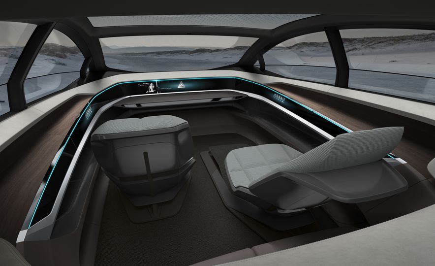 Audi Elaine concept - Slide 21