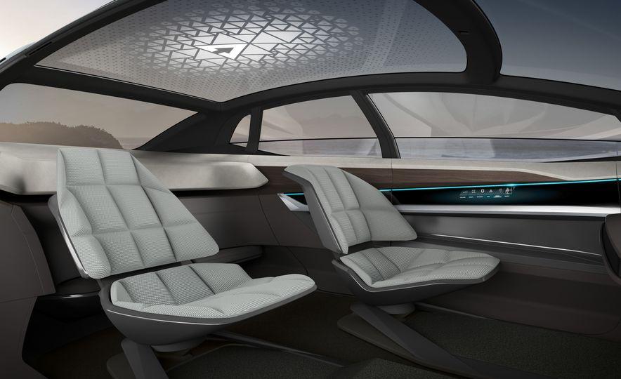 Audi Elaine concept - Slide 22