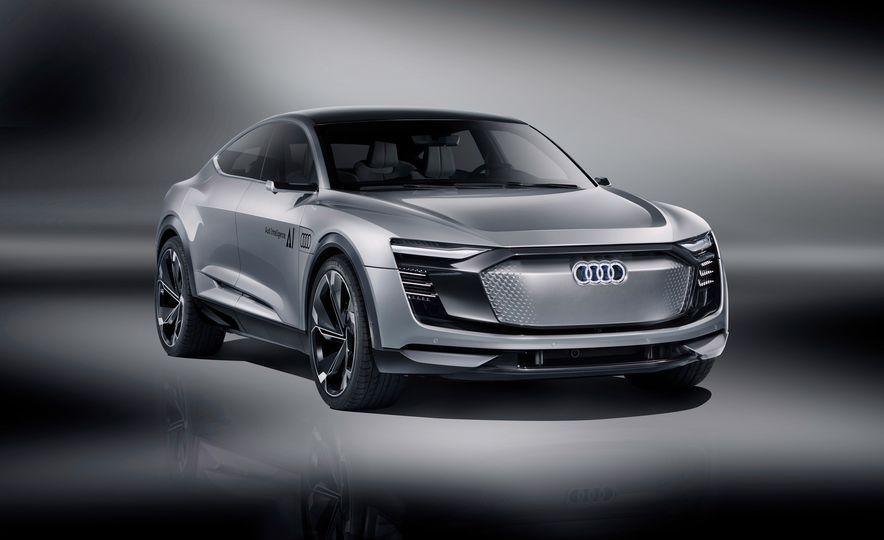 Audi Elaine concept - Slide 1