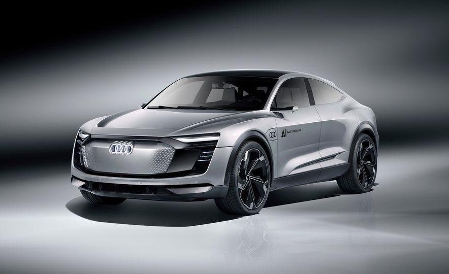 Audi Elaine concept - Slide 2