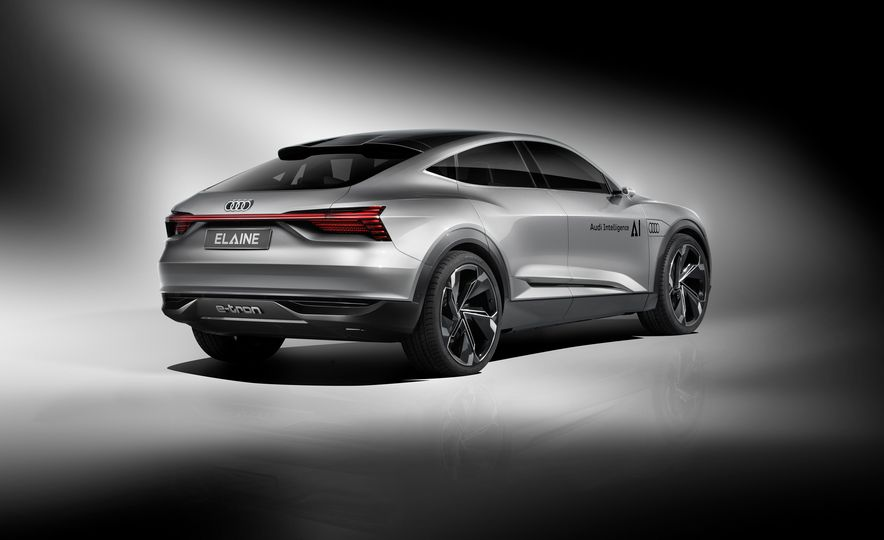 Audi Elaine concept - Slide 4