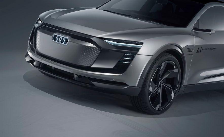 Audi Elaine concept - Slide 5