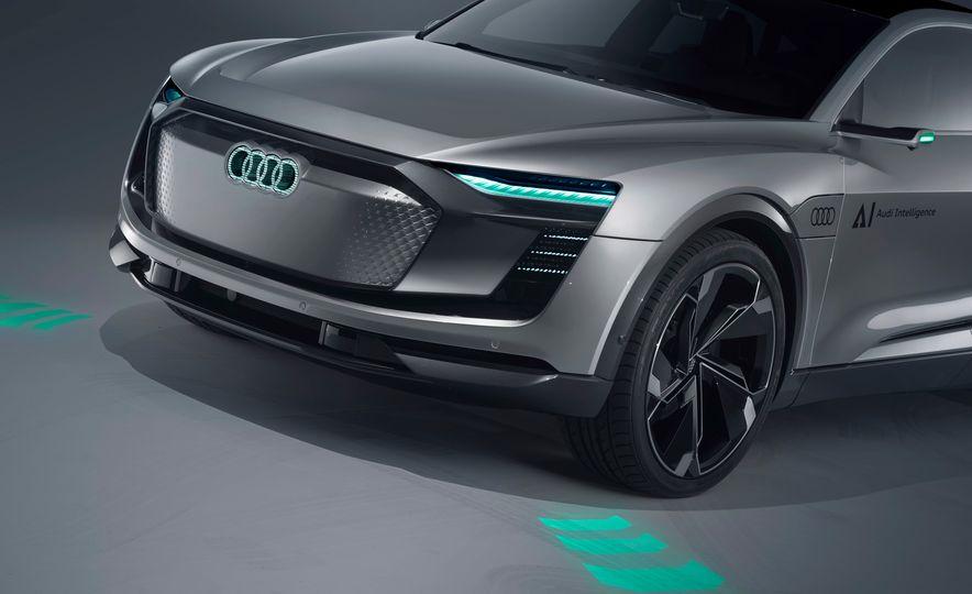 Audi Elaine concept - Slide 6
