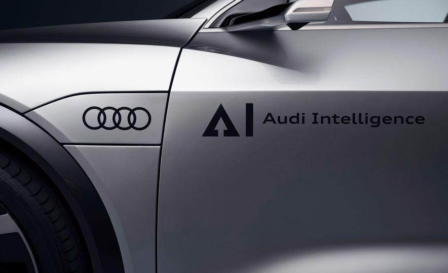 Audi Elaine concept - Slide 7