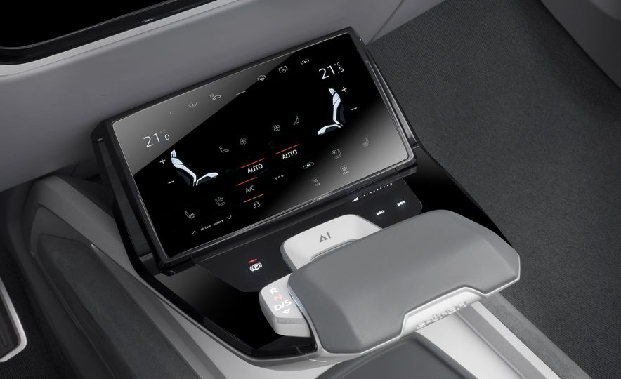 Audi Elaine concept - Slide 10
