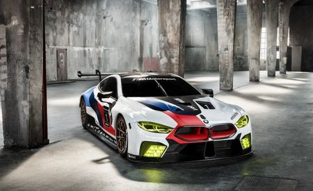 The BMW M8 GTE Will Race at Le Mans Before the 8-Series Even Goes on Sale