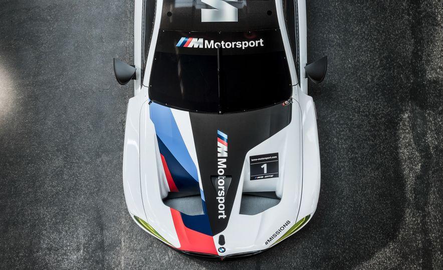 BMW M8 GTE - Slide 8