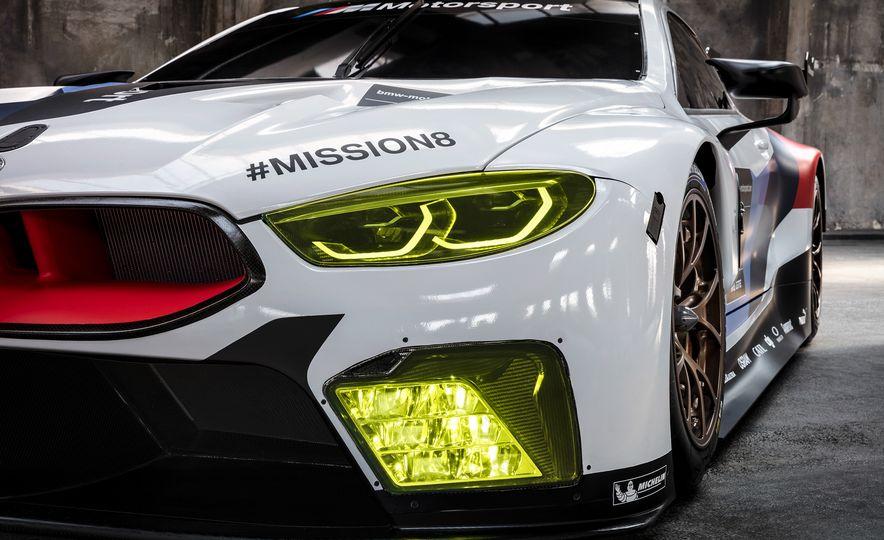 BMW M8 GTE - Slide 9