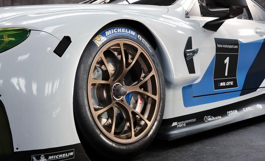 BMW M8 GTE - Slide 10