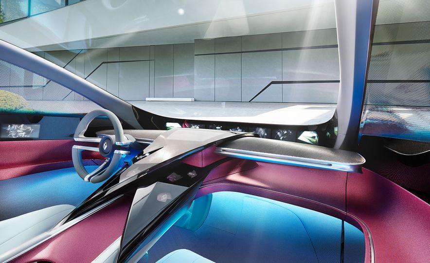 Borgward Isabella concept - Slide 20