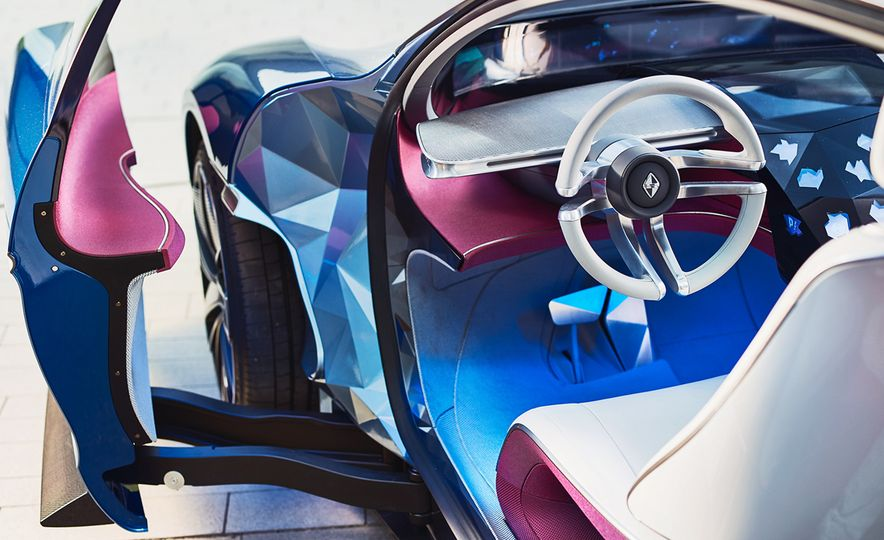 Borgward Isabella concept - Slide 23