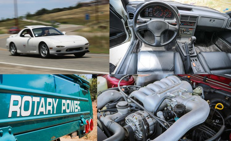 Touge Party: Driving Vintage Mazdas on the 2017 Touge California Rally