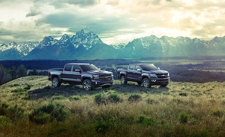 Century Mark: Chevrolet Celebrates 100 Years of Trucks with Silverado and Colorado Centennial Editions