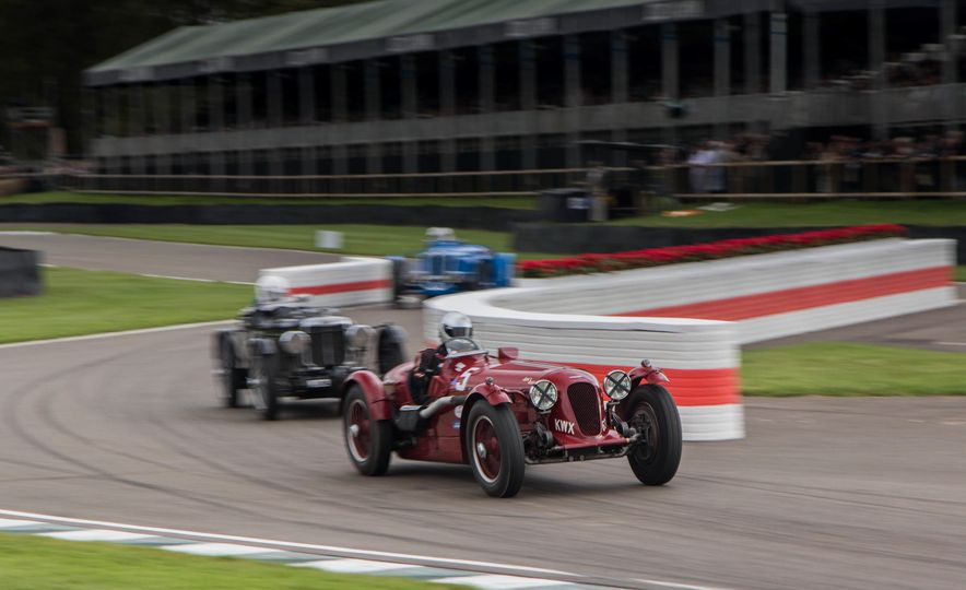 Festival of Cosplay: The 2017 Goodwood Revival Will Torque Your Head - Slide 1