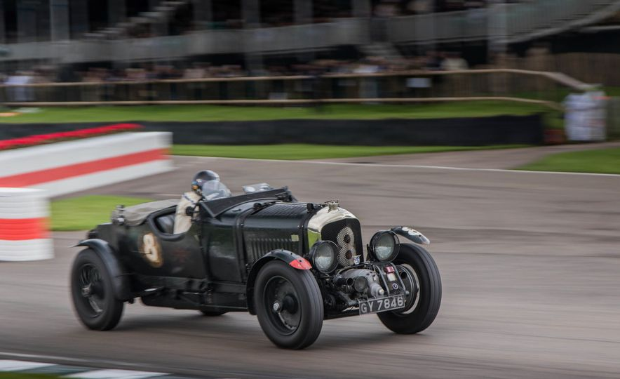 Festival of Cosplay: The 2017 Goodwood Revival Will Torque Your Head - Slide 2