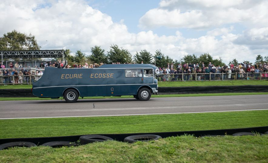 Festival of Cosplay: The 2017 Goodwood Revival Will Torque Your Head - Slide 7