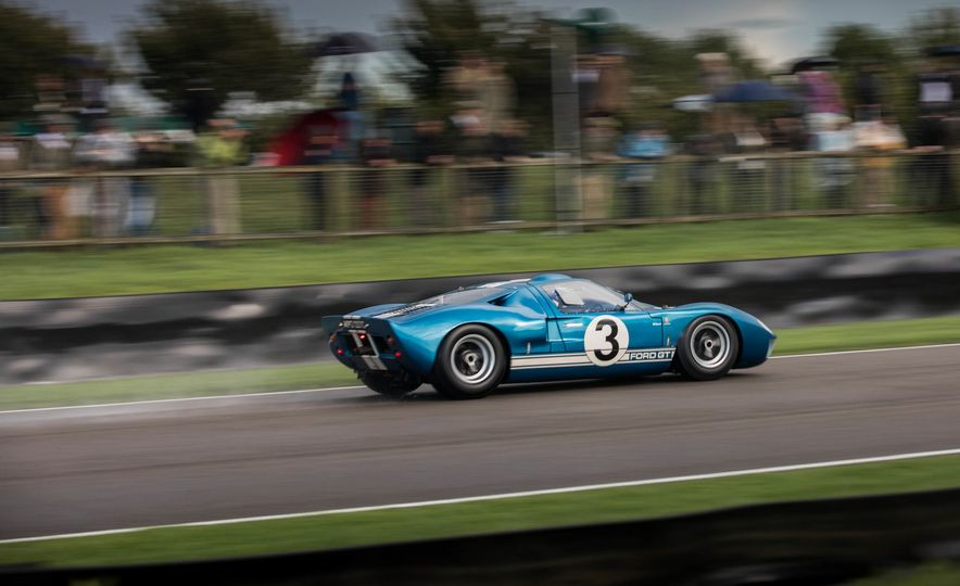 Festival of Cosplay: The 2017 Goodwood Revival Will Torque Your Head - Slide 22