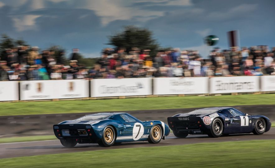 Festival of Cosplay: The 2017 Goodwood Revival Will Torque Your Head - Slide 25