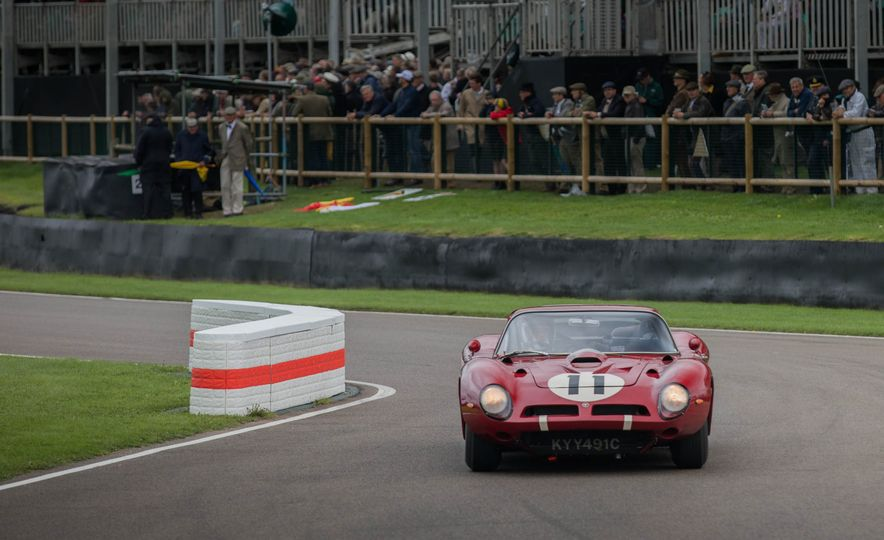 Festival of Cosplay: The 2017 Goodwood Revival Will Torque Your Head - Slide 38