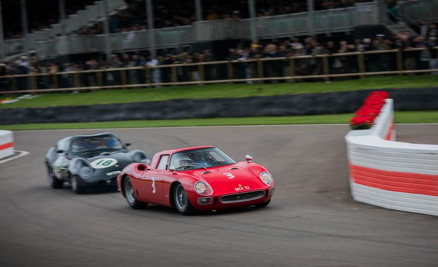 Festival of Cosplay: The 2017 Goodwood Revival Will Torque Your Head - Slide 40