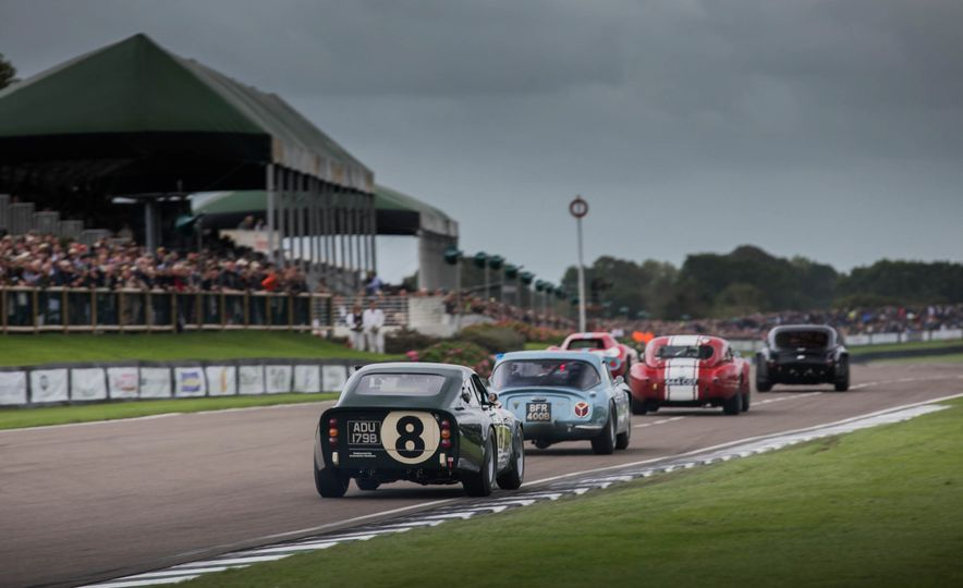 Festival of Cosplay: The 2017 Goodwood Revival Will Torque Your Head - Slide 41