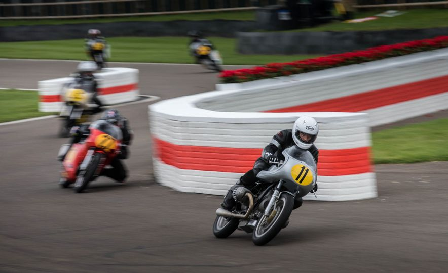Festival of Cosplay: The 2017 Goodwood Revival Will Torque Your Head - Slide 44