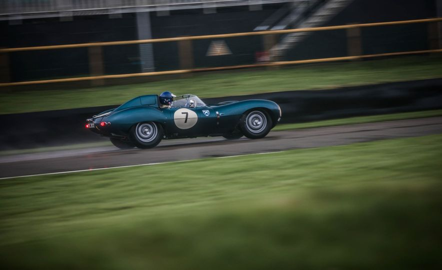 Festival of Cosplay: The 2017 Goodwood Revival Will Torque Your Head - Slide 51