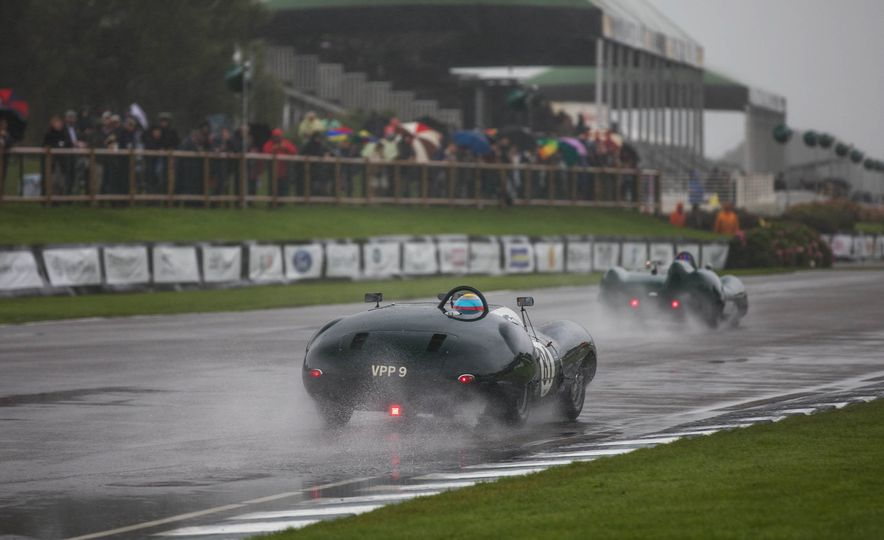 Festival of Cosplay: The 2017 Goodwood Revival Will Torque Your Head - Slide 52