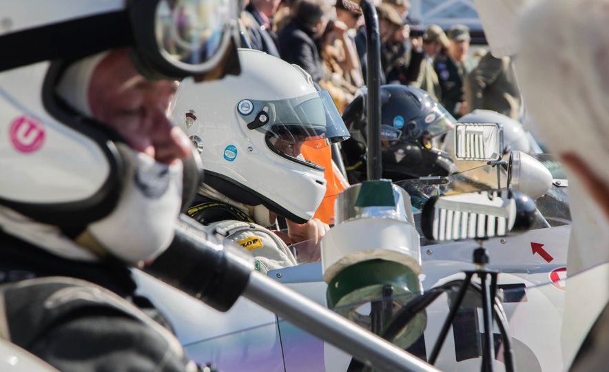 Festival of Cosplay: The 2017 Goodwood Revival Will Torque Your Head - Slide 105