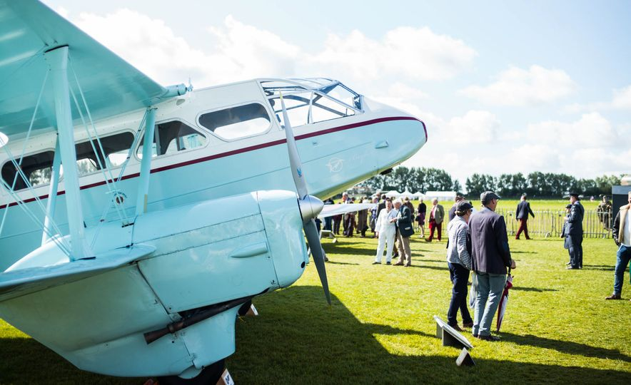 Festival of Cosplay: The 2017 Goodwood Revival Will Torque Your Head - Slide 123
