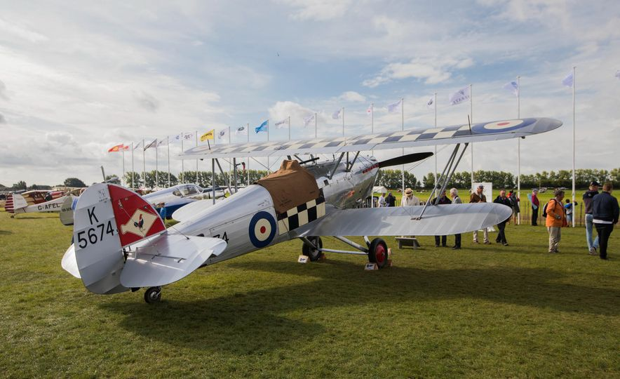 Festival of Cosplay: The 2017 Goodwood Revival Will Torque Your Head - Slide 125