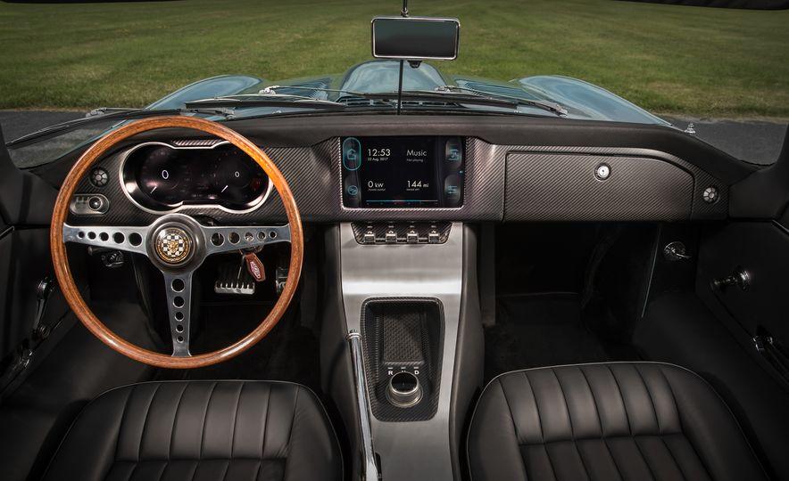 Jaguar E-type Electric - Slide 7