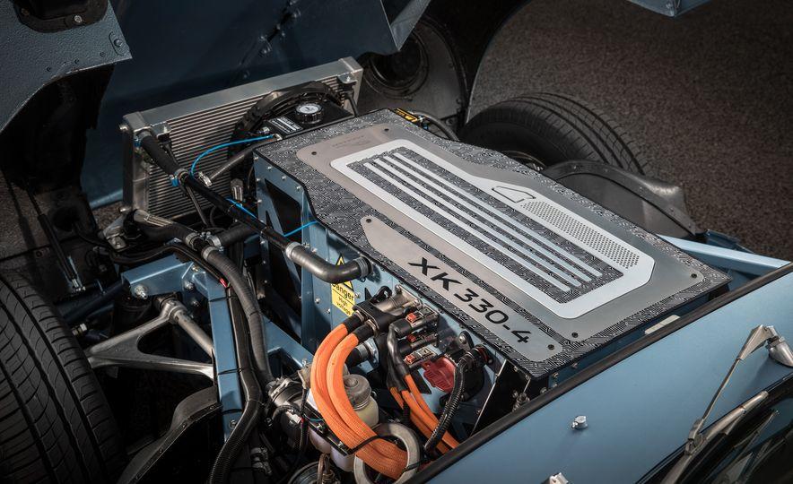 Jaguar E-type Electric - Slide 11